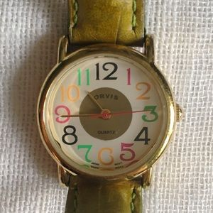 Orvis Color-Burst Watch